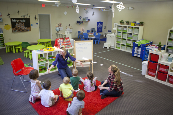 Innovative Sarasota Preschool