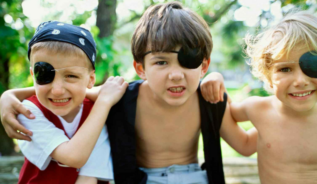 Ahoy There Matey – Let's Have a Pirate Day!