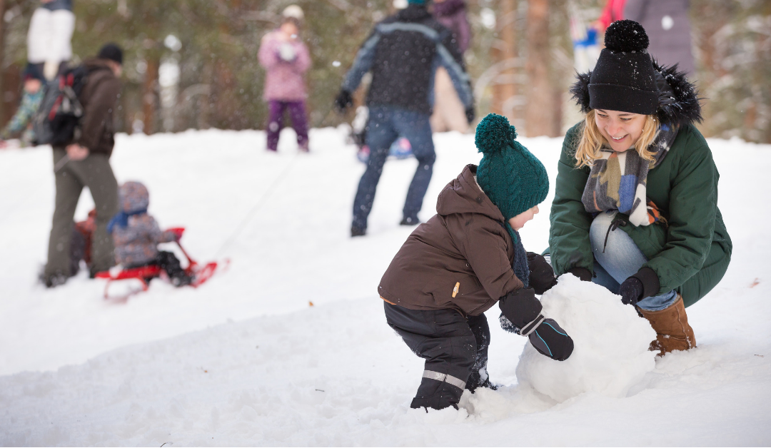 Fun Winter Activities For Preschoolers This Holiday Season